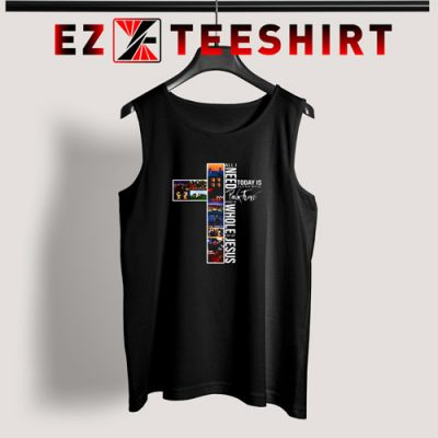 All I Need Today Is A Little Bit Of Pink Floyd And A Whole Lot Of Jesus Tank Top 400x400 - EzTeeShirt Ezy Buy Clothing Store