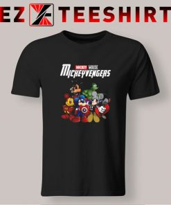Endgame Mickey Mouse Marvel Avengers T Shirt 247x296 - EzTeeShirt Ezy Buy Clothing Store