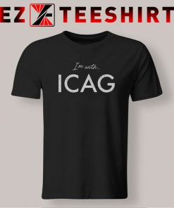 Im With ICAG T Shirt 247x296 - EzTeeShirt Ezy Buy Clothing Store