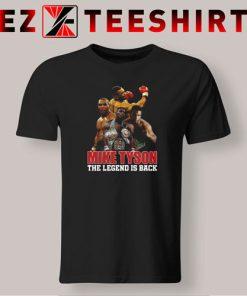 Mike Tyson The Legend Is Back T Shirt 247x296 - EzTeeShirt Ezy Buy Clothing Store