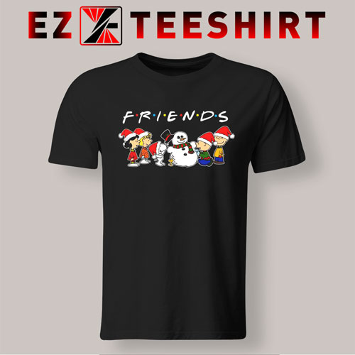 Snoopy and Friends Christmas T-Shirt