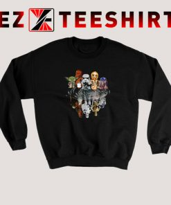 Star Wars Characters Water Mirror Reflection Sweatshirt 247x296 - EzTeeShirt Ezy Buy Clothing Store