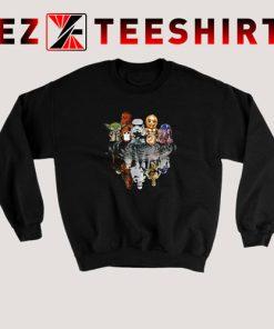Star Wars Characters Water Mirror Reflection Sweatshirt 247x296 - EzTeeShirt Ezy Buy Clothing Store