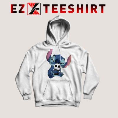 Stitch Hug Jack Skeleton Hoodie 400x400 - EzTeeShirt Ezy Buy Clothing Store