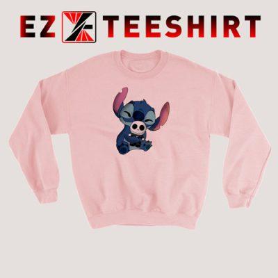 Stitch Hug Jack Skeleton Sweatshirt 400x400 - EzTeeShirt Ezy Buy Clothing Store