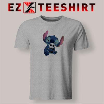 Stitch Hug Jack Skeleton T Shirt 400x400 - EzTeeShirt Ezy Buy Clothing Store