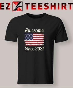 America Flag 2021 T Shirt