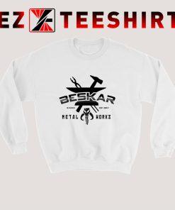 Beskar Steel Works Sweatshirt