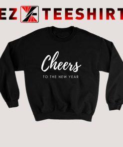 Cheers To The New Year Sweatshirt 247x296 - EzTeeShirt Ezy Buy Clothing Store