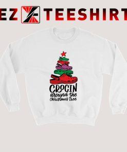 Crocin Around The Christmas Sweatshirt