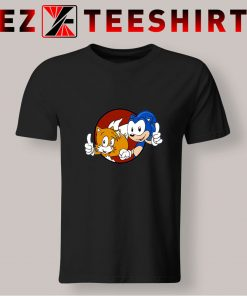 Sonic And Tails T Shirt