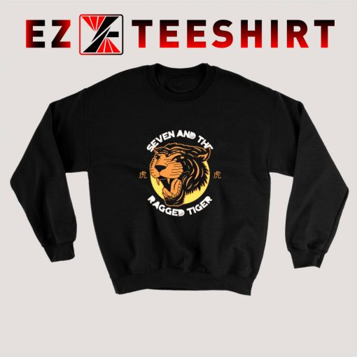 The Ragged Tiger Sweatshirt