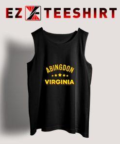Abingdon Virginia Tank Top