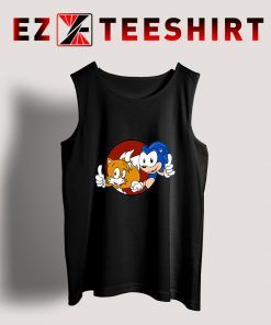 Sonic And Tails Tank Top