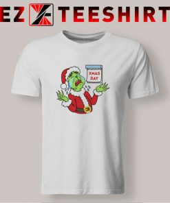Grinch Hate Christmas T Shirt