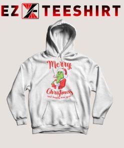 Grinch Merry Christmas Hoodie
