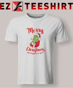 Grinch Merry Christmas T Shirt