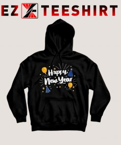 Happy New Year Party Hoodie