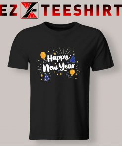 Happy New Year Party T Shirt