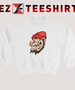 Monkey Smile Sweatshirt