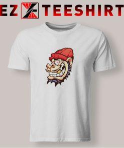 Monkey Smile T Shirt