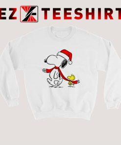 Snoopy Christmas Sweatshirt