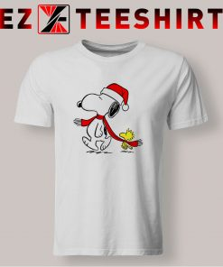 Snoopy Christmas T Shirt