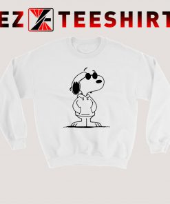 Snoopy Dog Sweatshirt