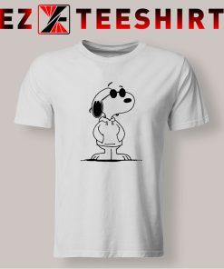 Snoopy Dog T Shirt