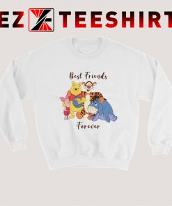 Winnie The Pooh And Friends Sweatshirt