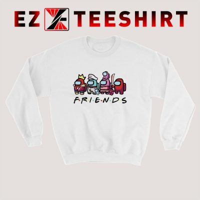 Among Us Friends Sweatshirt 400x400 - EzTeeShirt Ezy Buy Clothing Store