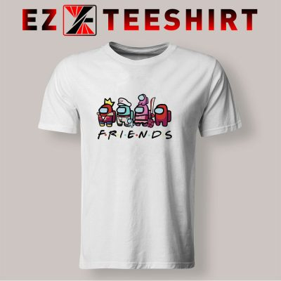 Among Us Friends T Shirt 400x400 - EzTeeShirt Ezy Buy Clothing Store