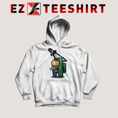 Among Us Imposter Green Hoodie 400x400 - EzTeeShirt Ezy Buy Clothing Store