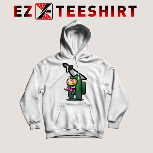 Among Us Imposter Green Hoodie