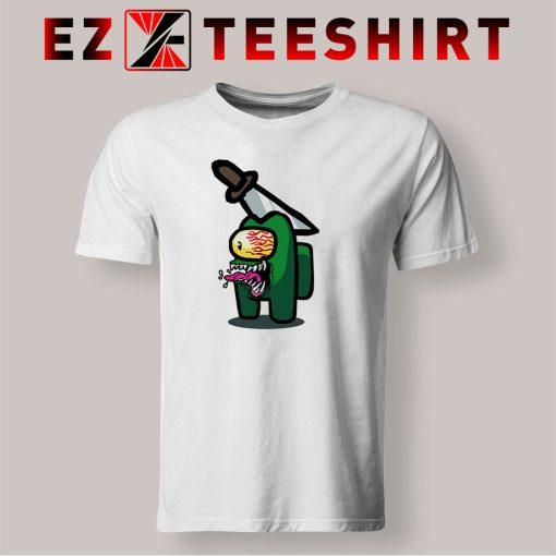 Among Us Imposter Green T Shirt