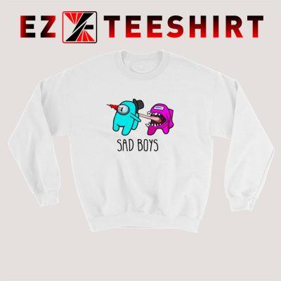 Among Us Sad Boys Sweatshirt 400x400 - EzTeeShirt Ezy Buy Clothing Store