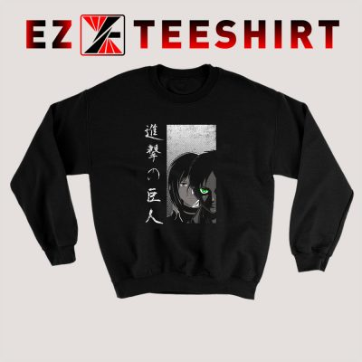 Attack On Titan Protect The Wall Sweatshirt 400x400 - EzTeeShirt Ezy Buy Clothing Store