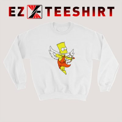 Bart Simpson Shoots Hearts Sweatshirt 400x400 - EzTeeShirt Ezy Buy Clothing Store