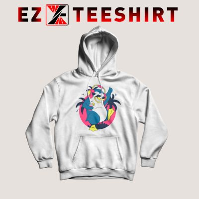 Dancing Tropical Penguin Hoodie 400x400 - EzTeeShirt Ezy Buy Clothing Store