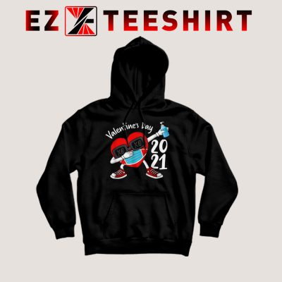 Happy Valentines Day 2021 Hoodie 400x400 - EzTeeShirt Ezy Buy Clothing Store