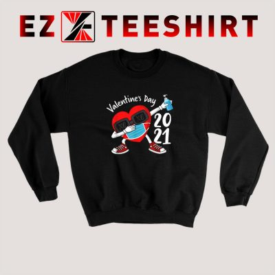 Happy Valentines Day 2021 Sweatshirt 400x400 - EzTeeShirt Ezy Buy Clothing Store
