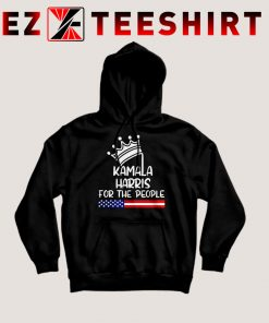 Kamala Harris For The People Hoodie