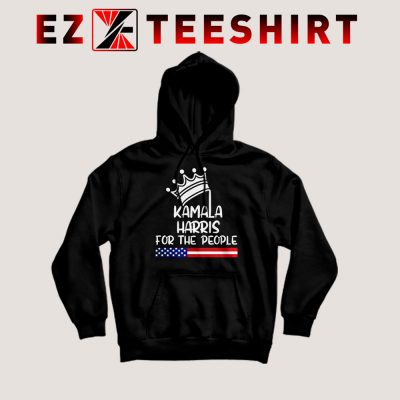 Kamala Harris For The People Hoodie 400x400 - EzTeeShirt Ezy Buy Clothing Store
