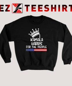 Kamala Harris For The People Sweatshirt