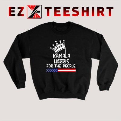 Kamala Harris For The People Sweatshirt 400x400 - EzTeeShirt Ezy Buy Clothing Store