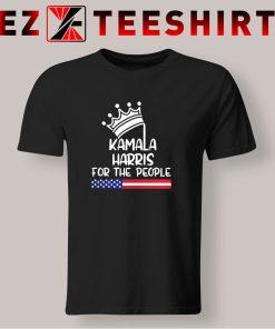 Kamala Harris For The People T Shirt