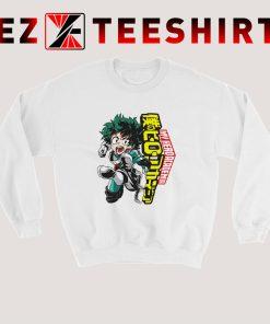 My Hero Academia Deku Sweatshirt