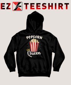 Popcorn Queen Hoodie