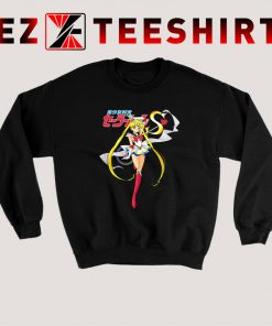 Sailor Moon Anime Sweatshirt