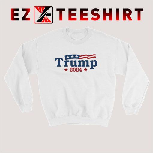Trump 2024 Sweatshirt